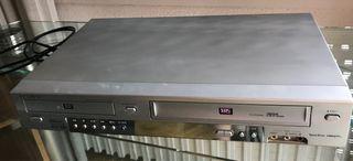 Reproductor DVD y VHS Samsung