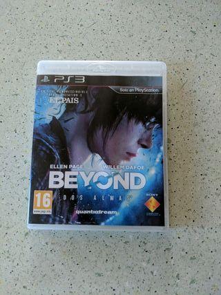 Beyond dos almas PS3
