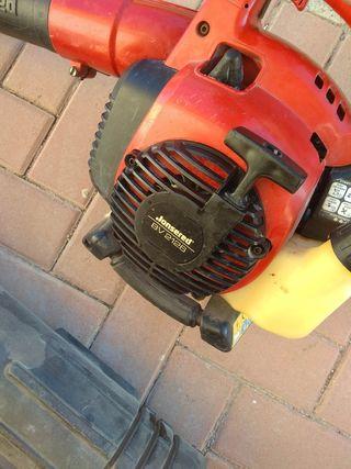 soplador trituradora jonsered bv2126