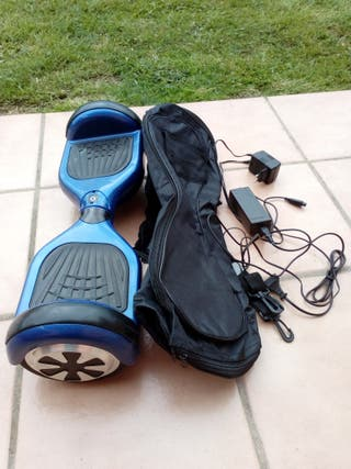 Hoverboard patinete