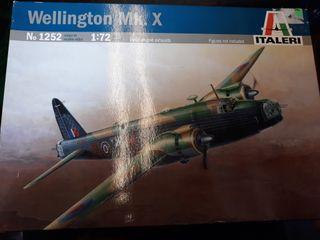 Maqueta de avión Wellington