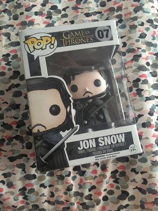 Funko Pop Jon Snow ( juego de tronos )