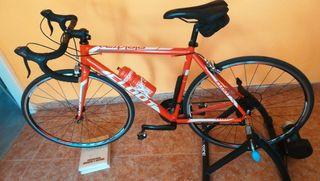 bicicleta carretera cloth elektra race
