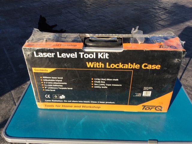Alineacion laser