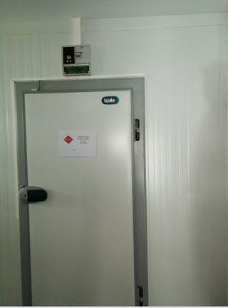 Camara frigorífica 260 cm por 240
