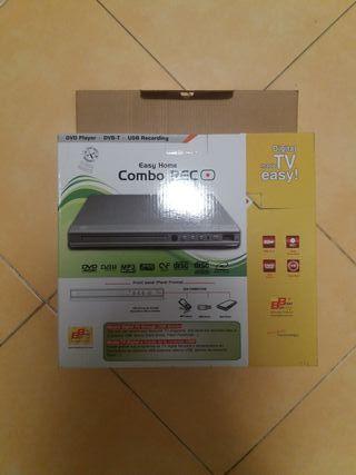 reproductor / grabador dvd