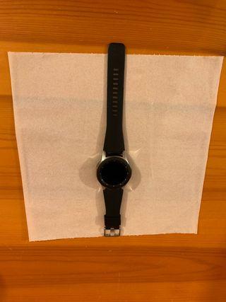 Galaxy Wacht Samsung conexión 4G negro 46 mm