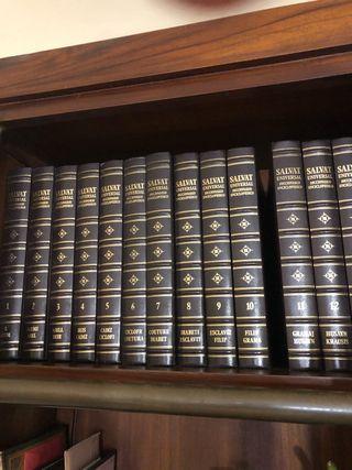 Diccionario Enciclopédico Salvat