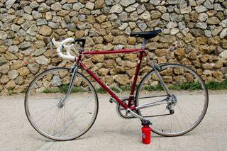 Bicicleta clásica mendiz