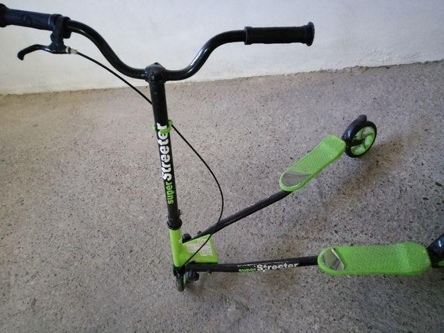 Patín 3 ruedas