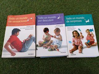 Libros para padres. Todo un mundo de sensaciones