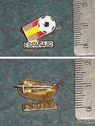 Insignia / Alfiler Mundial de Fútbol ESPAÑA 82