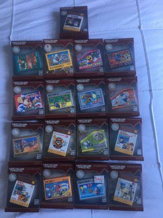 Colección de Videojuegos SuperFamicom Mini de GBA