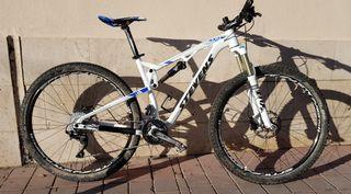 Bicicleta de montaña Stevens JURA