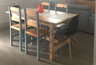 Mesa de madera de Ikea Norden NUEVA (extensible)