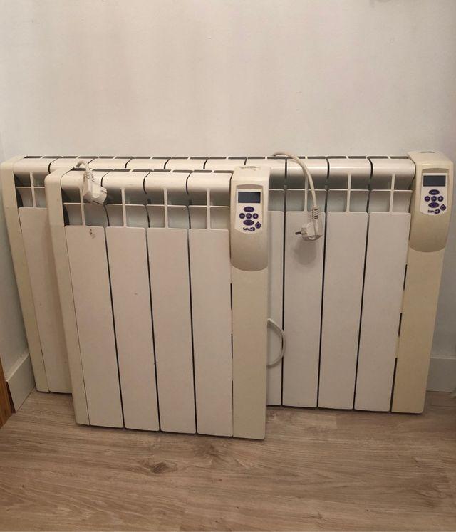 2 Calefactores eléctricos
