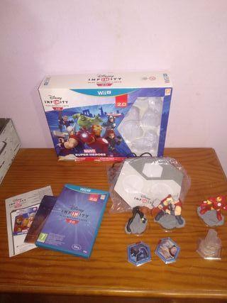 Disney Infinity 2.0 Starter Pack Wii U