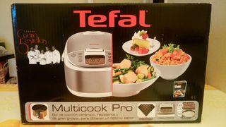 Robot cocina Tefal - SIN ESTRENAR -