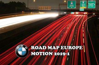 Usb actualización road maps bmw 2019 CIC
