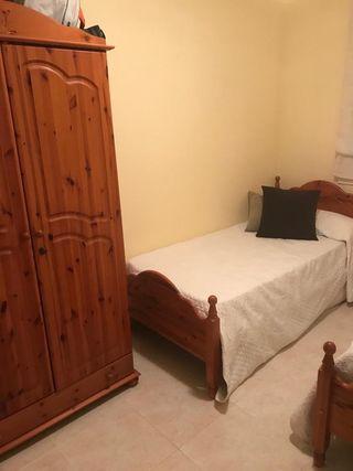 Dormitorio completo en perfecto estado