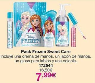 pack Frozen