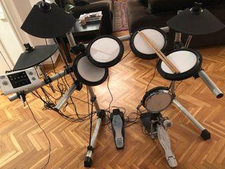 Batería electrónica digital tribal drumtrack