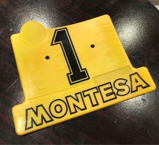 Portanumeros MONTESITA