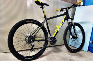 Bicicleta mtb Bh Spike