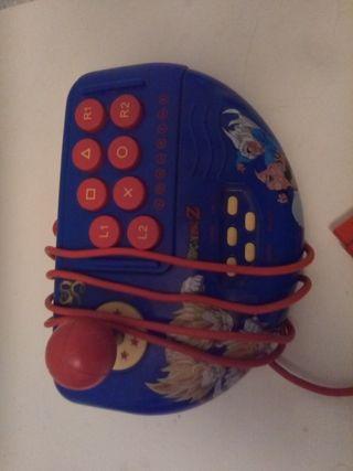 Mando tipo arcade de Dragonball para PS2