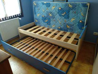 cama nido de 90X190