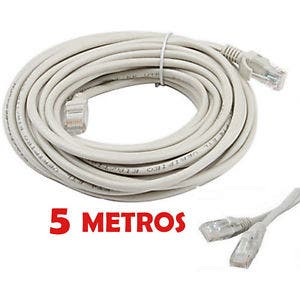 CABLE DE RED 5 METROS