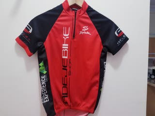 maillot ciclismo spiuk mujer