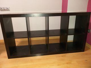 estantería Kallax Ikea