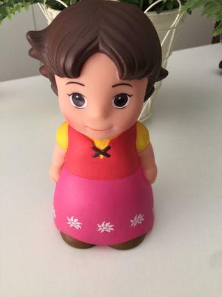Muñeca heidi de famosa