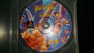 Hércules Juego PSX PS1