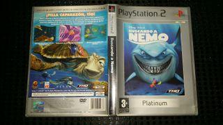Buscando a Nemo PS2