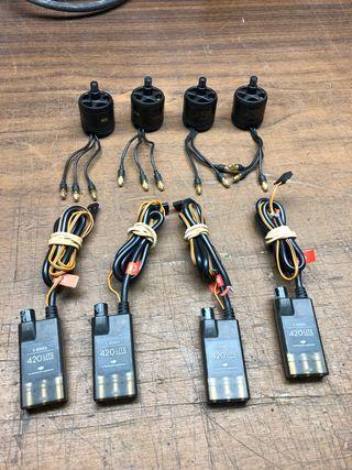 Kit motorización dji e310