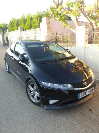 Honda Civic type S heritage