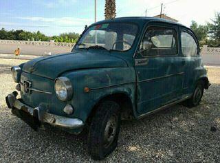 SEAT 600 1980