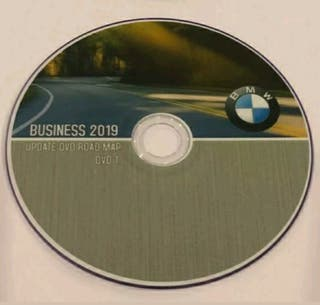dvd bmw road map europe business 2019