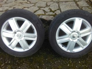 ruedas Renault megane