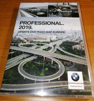 Dvd 1 road map profesional bmw