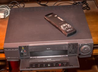 Reproductor VHS Phillips