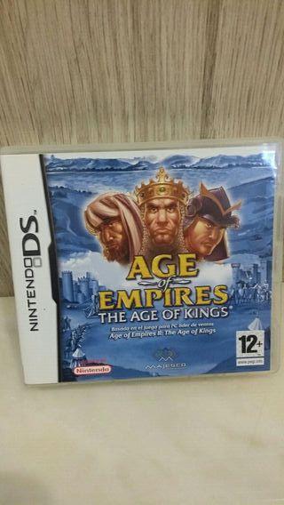 Age of Empires para Nintendo Ds