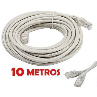 CABLE ETHERNET INTERNET CAT6 10 METROS. 7.02100