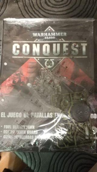 warhammer 40k conquest salvat número 12