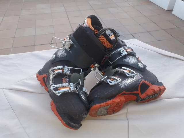 Botas de esquí Salomon pro talla 25-41 poco uso