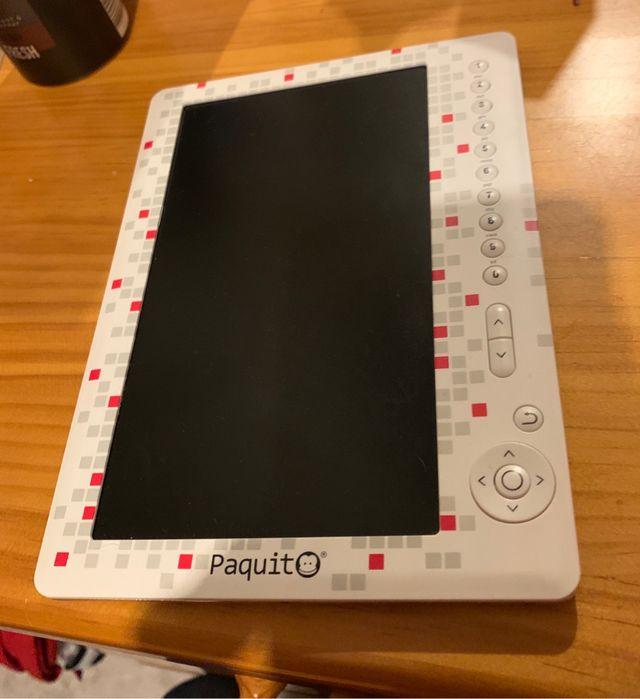 Tablet electrónica.