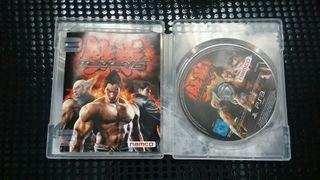 Tekken 6 Juego PS3