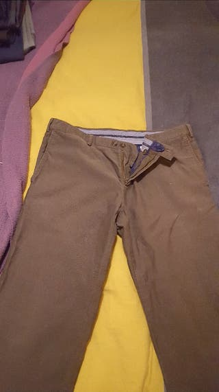 pantalones paul & shark chinos